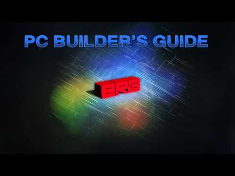 BRG PC Builder Guide