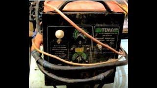 Ремонт і модернізація зварювального напівавтомата ТЕМП 059М