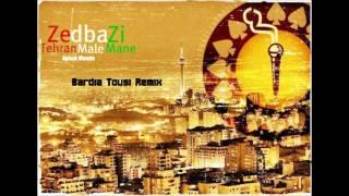 Zedbazi - Tehran Maale Mane (Bardia Tousi Remix)