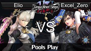Elio (Corrin) vs. Excel_Zero (Bayonetta) - Pools Play - TNS 6