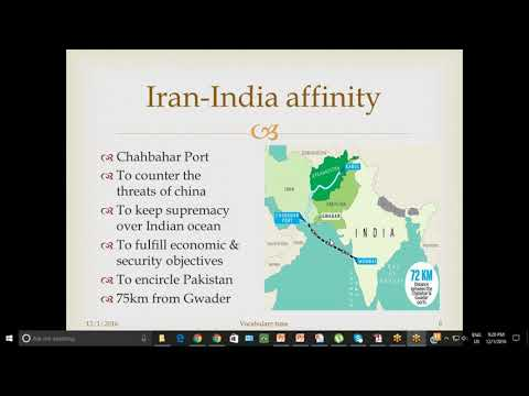 Cooperation and Competition in Arabian Sea, Indian and Pacific Option.