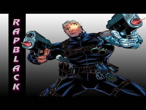 Rap do Cable/Nathan Summers--(Marvel Comics) |Prod. Fac Tual Clã