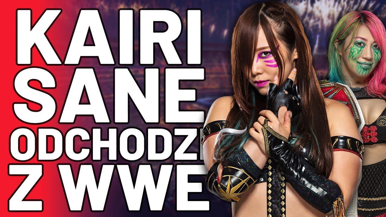 KAIRI SANE Odchodzi Niedługo z WWE! - WIW News