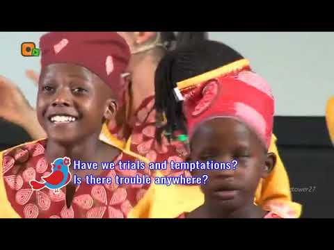 What a friend we have in Jesus Vision Choir , Uganda Lyrics
