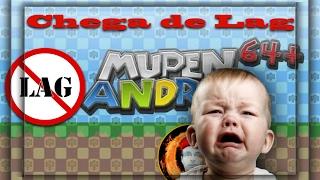 🔴Como resolver problema de lags e travamentos no mupen64plus ae no android