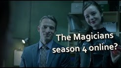 How to watch The Magicians season 4 online?