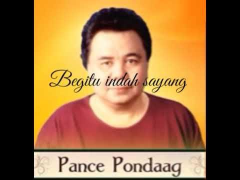 Pance F Pondaag, begitu indah sayang, lagu nostalgia