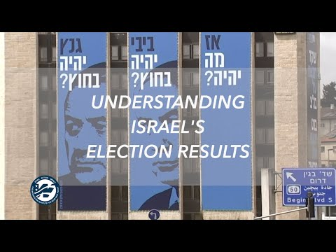 Understanding Israel's Election Results