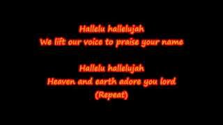 Frank Edward - Hallelujah (Lyrics Video)