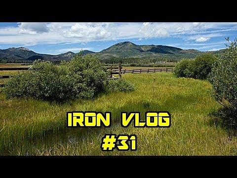 Wiosna a polski węgiel tj. grafen + trochę poezji - Iron Vlog #31