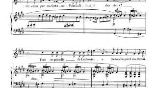 reynaldo hahn a chloris piano y canto partitura audicin