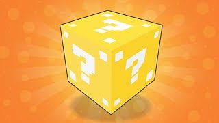 """♫ """"Lucky Day"""" - Minecraft Parody of Katy Perry - Birthday (LUCKY BLOCK SONG)"""