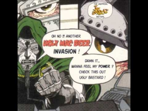 Ugly Mac Beer Invasion: The Unofficial MF DOOM Mixtape
