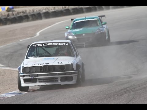 Buttonwillow 2016 Western States Champs National Autosport Association (G-Technology BMW)