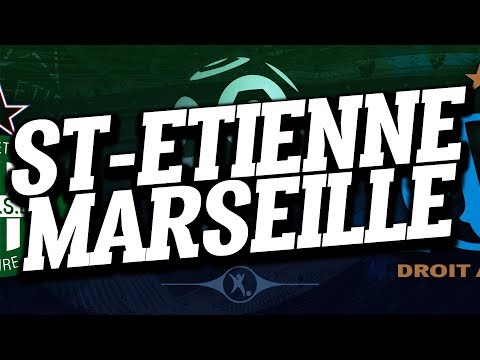 🔴 DIRECT / LIVE : SAINT ETIENNE - MARSEILLE // Club House ( ASSE - OM )