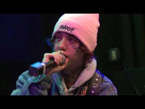 Lil Xan Plays the Betrayed Game (WE 96.3)