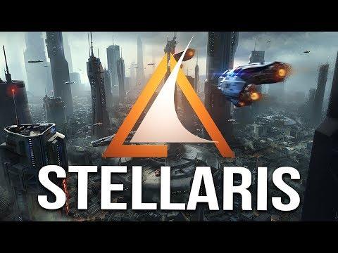 Stellaris Season 5 - Mega Corp News Network (Ep 2) - NEW CAMPAIGN