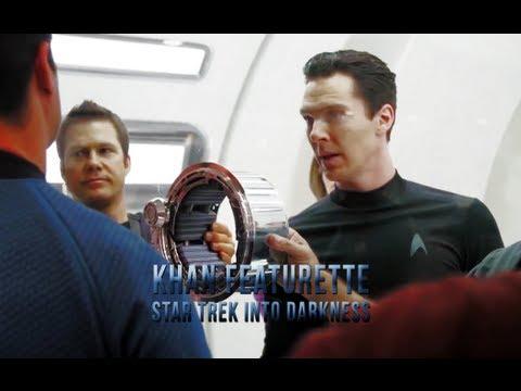 Khan Featurette - Star Trek Into Darkness
