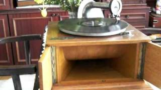 Pathe Freres Gramophone Patefon Phonograph The Liberty Bell  March