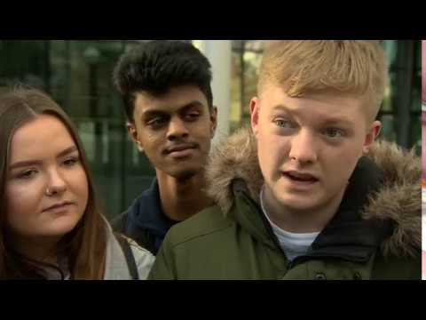 London A-Level students' view on Mayor Sadiq Khan's clash with opponents over knife crime