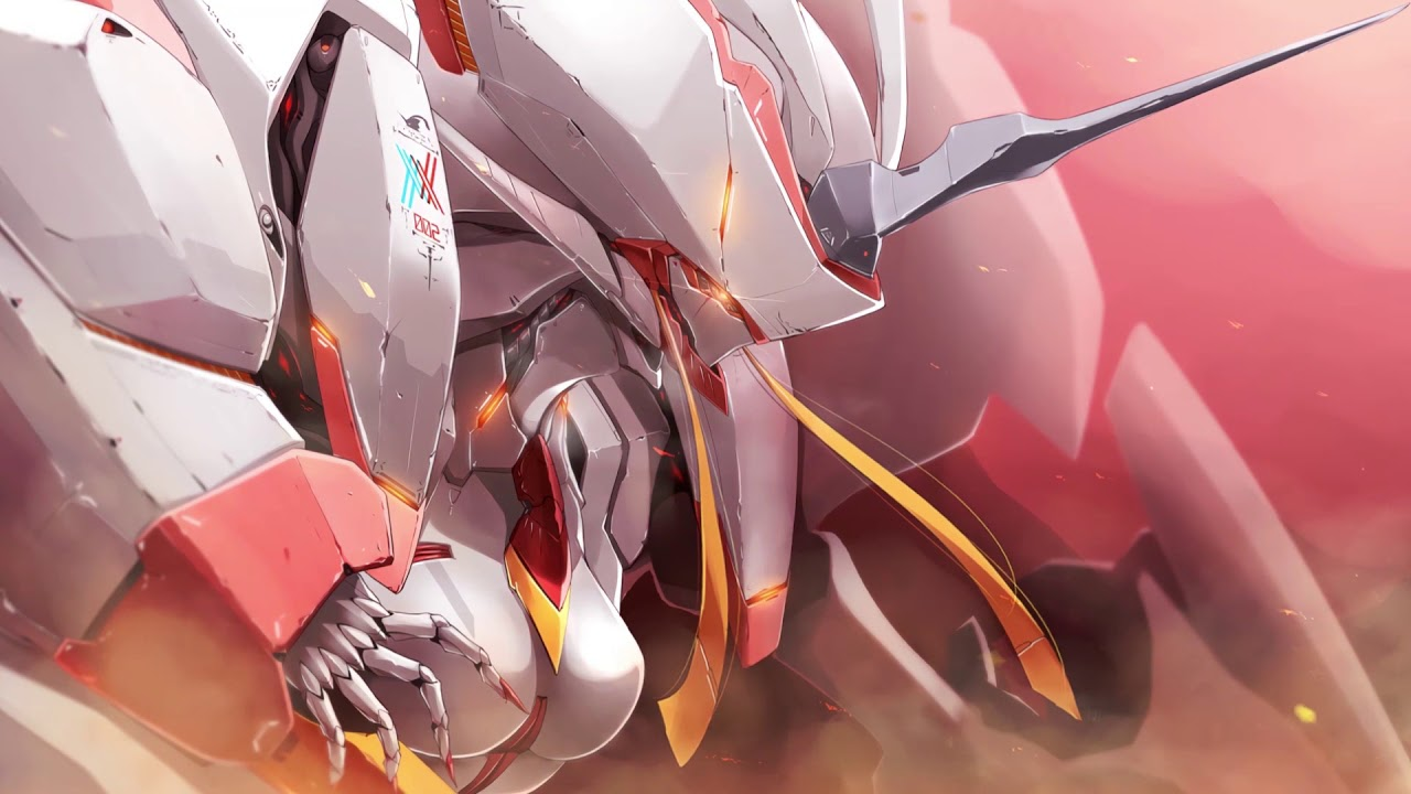 Darling In The Franxx Strelizia Wallpaper Engine Youtube