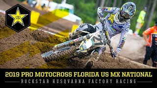 2019 Pro Motocross Florida US MX National | Rockstar...