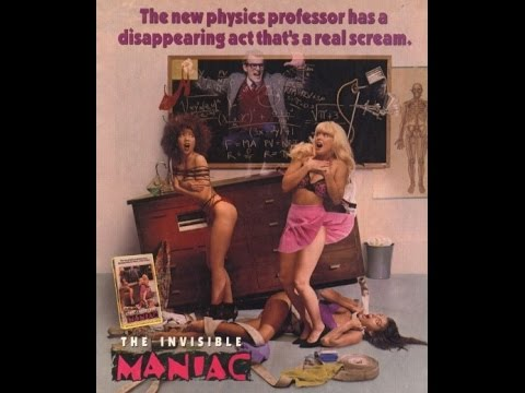 The Invisible Maniac (1990) Hindi Dubbed Unrated [BRRip]