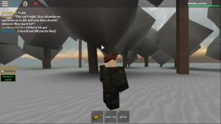 """""""The Start of the Journey"""" (Roblox Fallout 1) S1 E1"""