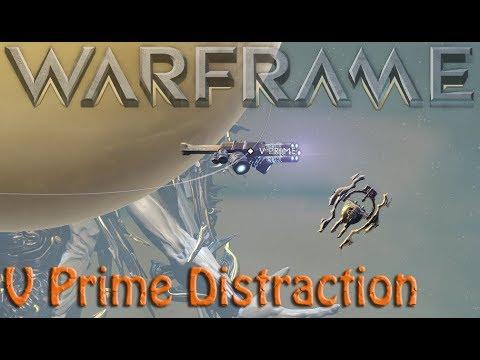 Warframe - V Prime Distraction & New Intel Found? thumbnail