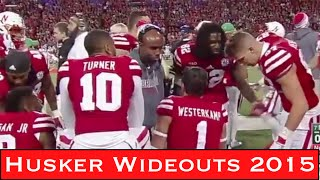 Husker Wideouts 2015 - Highlights