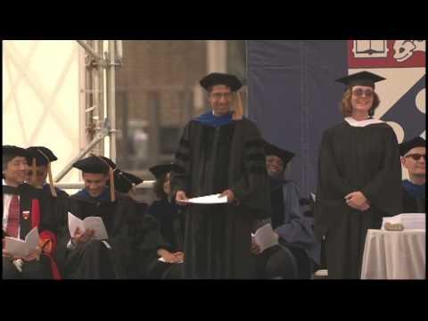 2015 Penn Engineering Master's Ceremony
