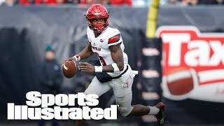 Could Patriots Targeting Lamar Jackson As Tom Brady's Heir Apparent? | SI NOW | Sports Illustrated