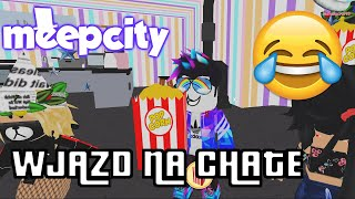 MEEPCITY-ENTRY PARA CHATE VIEWERS! * FUNNY * #ROBLOXPL