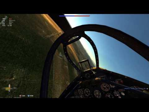 War Thunder - Dewoitine over Sicily