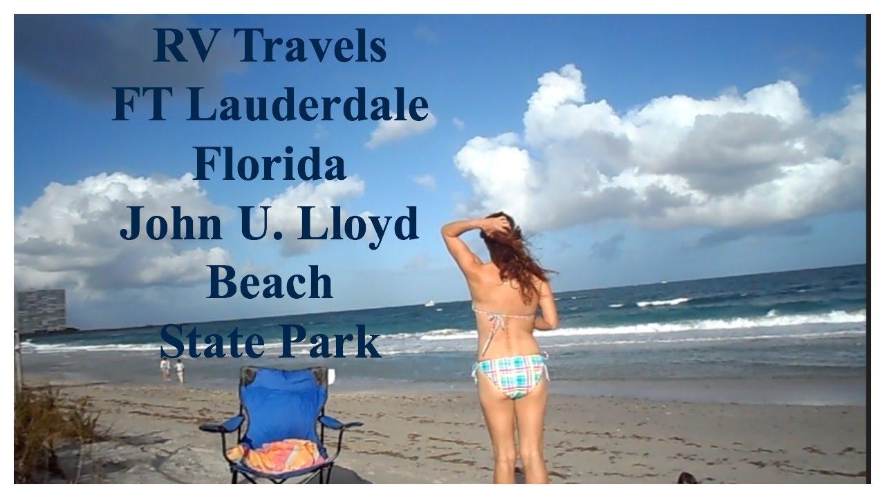 John Lloyd Beach State Park Florida
