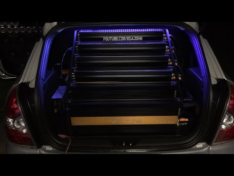 LIVE 160+ DB 4 BC5500s Tuning For MORE POWER!!! (LIT AF FRIDAY NIGHT LIVE)