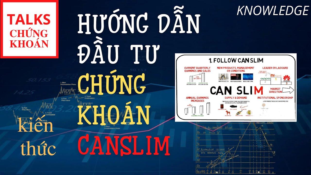 P2: Hướng dẫn đầu tư chứng khoán CANSLIM (Làm giàu qua đầu tư chứng khoán – William O'Neil)