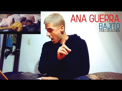 Ana Guerra - Bajito   Reaccion