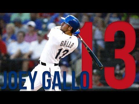 Joey Gallo 2017 Highlights