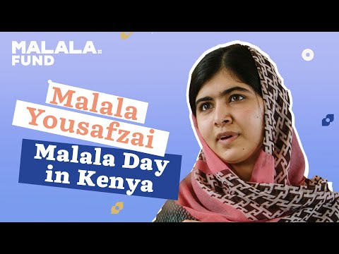 BBC World News - Malala Day