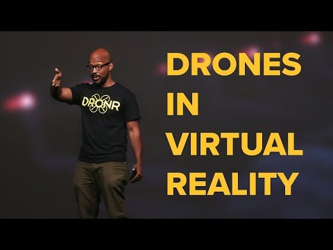DRONES IN VIRTUAL REALITY