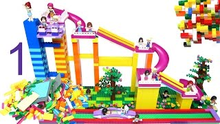Gambar cover Lego Friends Slide by Misty Brick.