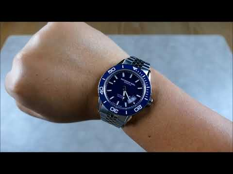 On the Wrist, from off the Cuff: Raymond Weil – Freelancer Automatic Diver, Best in Class?