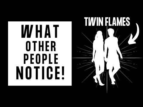 Twin Flame ENERGY is Noticeable! ⎮How Others Recognize Twin Flames - Amazing Twin Flame Sign ❤︎