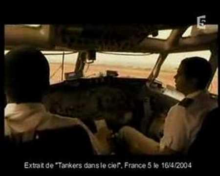 Transafrik B727 Tanker