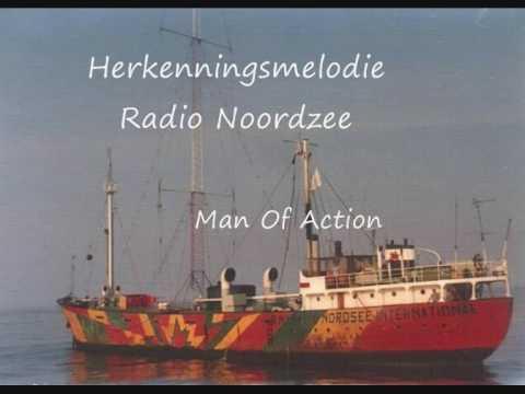 Herkenningsmelodie Radio Noordzee: Man of Action