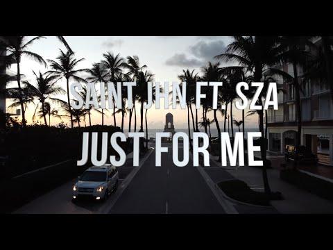 Just For Me - Saint JHN ft. SZA (DJI Mini 2)