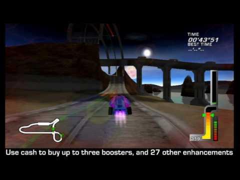 Speed Zone Nintendo Wii video Trailer for SpeedZone