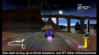 Speed Zone Nintendo Wii video Trailer for SpeedZone