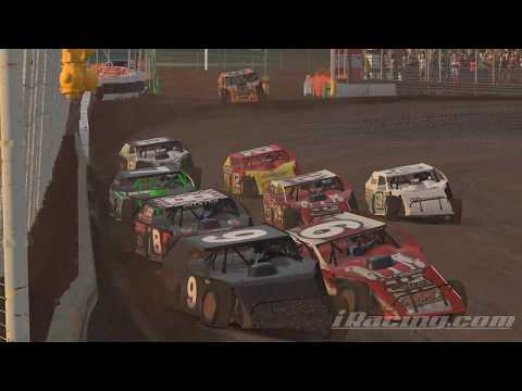 Iracing UMP Modified - Week 2, Lernerville Speedway